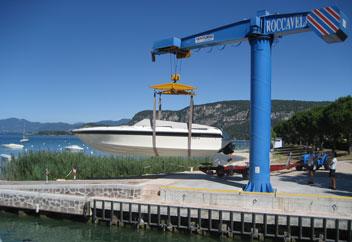 Prezzi rimessaggio barche lago di garda